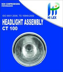 Hilex CT-100 Delux Lumax Head Light Assembly