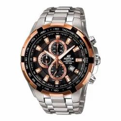 Round Analog Casio-ED368 Edifice Men Wrist Watch