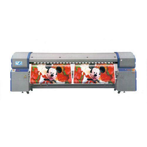 Backlit Fabric UV Printer