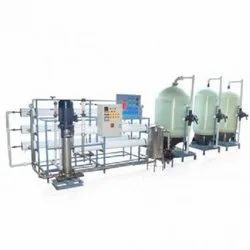 Industrial Water Purifier, RO Capacity: 1000-2000 (Liter/hour)