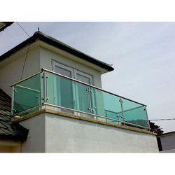 Home Balcony Glass Railing