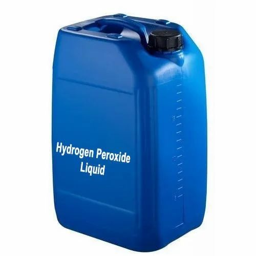 Raw Material Chemicals - Hydrogen Peroxide Manufacturer from Chennai