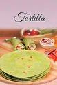 Tortilla Palak Paratha