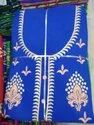Neck Embroidery Suit
