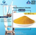 ISI Mark Certification for Poly Aluminium Chloride