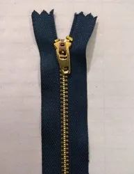 Brass Jeans Zipper