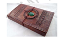 Leather Stone Journal