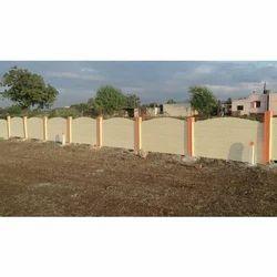 RCC Compound Boundary Wall