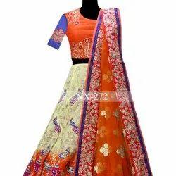 Designer Classical Indian Pakistani Bollywood Lehenga Choli