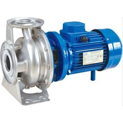 Single Stage Cast Iron Ambey Stainless Steel Monoblock Pump