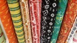 Cotton Printed Casual Wear Shirting Fabric, Machine wash, 150 - 200