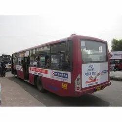 Iron Sheet Bus Branding, Mode of Advertising: Transit, Mode of Advertisement: Outdoor