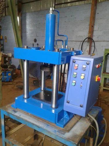 Hydraulic Press - C-Type Hydraulic Press -10 Ton Capacity