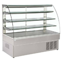 SS Cooling Sweet Display Counter