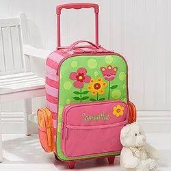 Eiffel Textiles Birthday Return Gift Luggage Bag