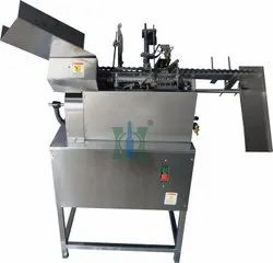 Injectable Single Head Ampoule Filling Sealing Machine