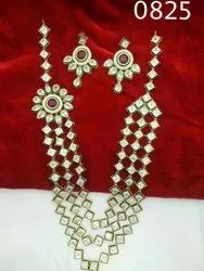 Kundan Long Set