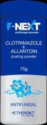 Ethinext F- Next Antifungal Powder(Clotrimazole Powder), 75gm pack