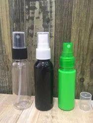 PET Perfume Spray Bottle