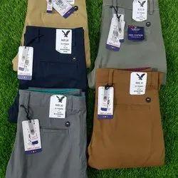 Men Chinos Premium Quality Branded Cotton Pants