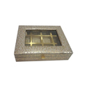 Cardboard 12 Partition Chocolate Box