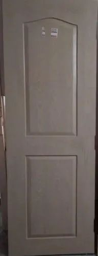 F.R.P. Hinged Raised Panel Door, Gel Coat Finish, Size/Dimension: 6.5x2.5