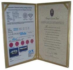 A4 Certificate Holder