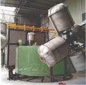 Electric Bi Axial Rotomoulding Machine