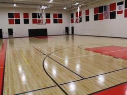 Indoor Basketball Court Flooring Service
