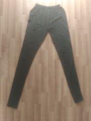 Black 95% Cotton 5% Lycra Ladies 4 Way Leggings