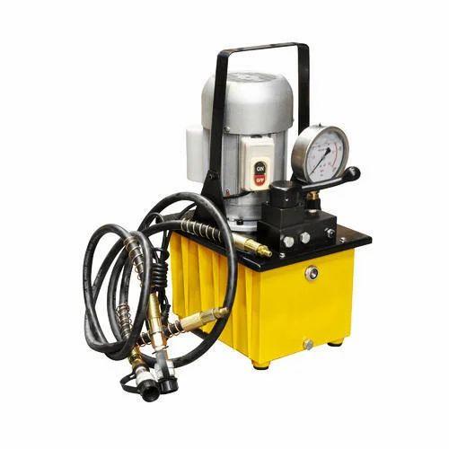 Electric Hydraulic Pump >> Electric Hydraulic Pump At Rs 10000 Unit व द य त य