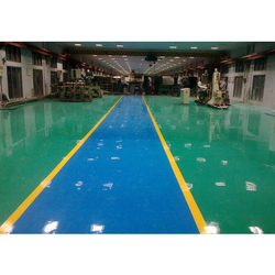 PU Flooring Services, in Maharastra