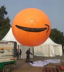 Amazon Advertising Sky Balloons
