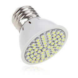 Round Cool Daylight Chinese LED Bulb, Base Type: B15