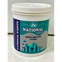 National Gold Exterior Acrylic Wall Emulsion Paint, Packaging: 1 Liter