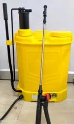 Double pump Battery operated Spray pump