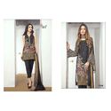 Ladies Black Embroidered Full Sleeve Designer Kurti