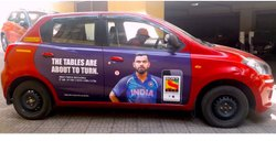 Advertising On Car /Cab In PAN India