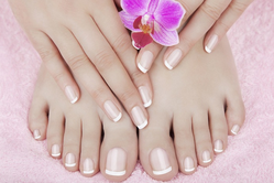 Hands And Feet Treatment Service