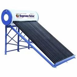 Supreme Solar 110 LPD  ETC Glass Lined Solar Water Heater