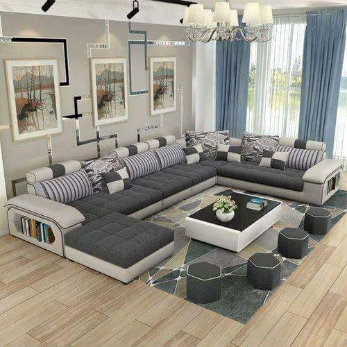 Living Room U Shaped Sofa Design 2019 Home Design