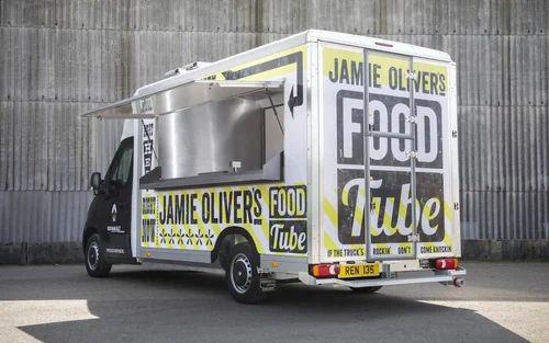 Vehicle Modification Shelter - Food Van Manufacturer from