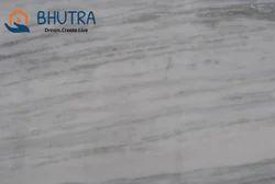 White Indian Marble Morwad Marble Slab, Flooring