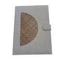 Grey Jute File Folders, For Offices, College Etc