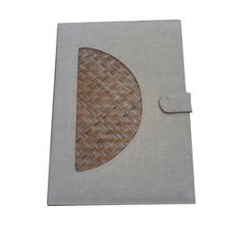 Rectangular Jute File Folders, For Offices, College Etc