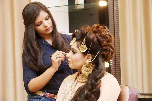 Best Bridal Makeup Artist Bridal Makeup Services द ल हन