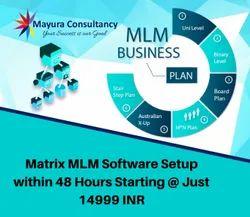 Matrix MLM Software Solution - Mayura Consultancy Services