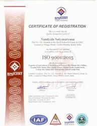 ISO 9001:2015 Certification services, in Pan India