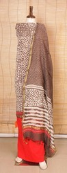 Ladies Salwar Suit Materials