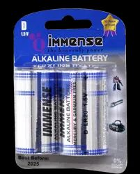 IMMENSE LR20 D Alkaline Battery